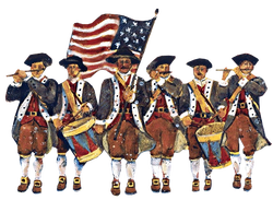 conclusion for american revolution The american revolution brought with it not only challenges in defeating the british, but also the task of creating a new government that included all people.